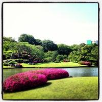 Снимок сделан в Rikugien Gardens пользователем Takashi H. 6/2/2013