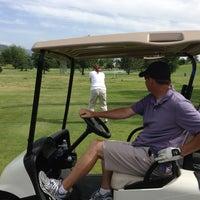 Photo taken at Davis Park Golf Course by Steve B. on 6/19/2013