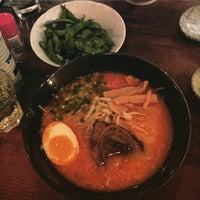 Photo taken at Hiro Ramen by Chris C. on 1/31/2015