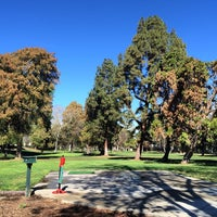 Photo taken at Los Feliz Municipal Golf Course by Chris C. on 2/15/2015