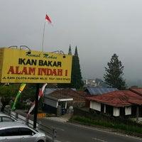 Photo taken at Ikan Bakar Alam Indah 1 by Mimi T. on 8/15/2013
