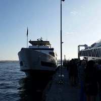 Photo taken at Hornblower Cruises & Events by Michael W. on 7/5/2014