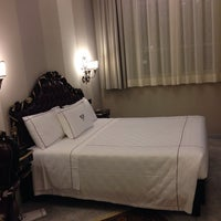 Photo taken at Park hotel Pacchiosi by Anastasia L. on 10/24/2013