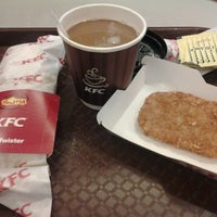 Photo taken at KFC by ainaa a. on 6/24/2014