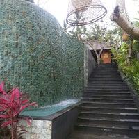 Photo taken at Ubud Padi Villa by Asela J. on 1/24/2014