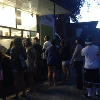Photo taken at The Boba Truck by L C. on 10/2/2013