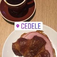 Photo taken at Cedele by Arlene C. on 1/26/2017