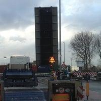 Photo taken at Herdersbrug by Dirk D. on 12/17/2012