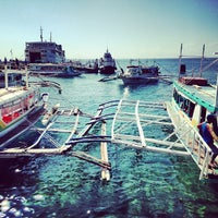 Photo prise au Caticlan Jetty Port & Passenger Terminal par Andrew G. le2/28/2013