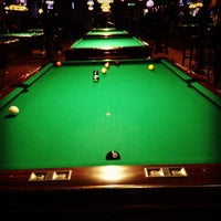 Photo taken at Fantasia Billiards by Andrew G. on 2/19/2013