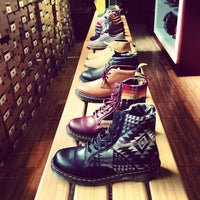 Photo taken at Dr. Martens by Andrew G. on 3/23/2013