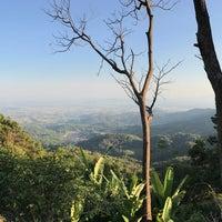 Photo taken at Doi Tung Lodge by Narongkorn J. on 1/29/2017