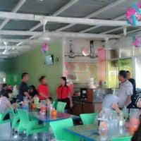 Photo taken at pempek tini by neyna w. on 10/6/2013
