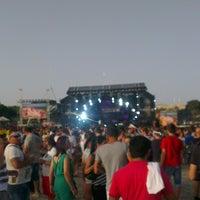 Photo taken at Isle of MTV by Batuhan K. on 6/25/2014