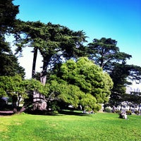 Photo prise au Alamo Square par Jose P. le1/26/2013