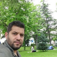 Photo taken at Yunus Emre Camii by Agah Lütfü B. on 6/19/2015