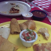 Photo taken at Cantinflas Mexican And Vegetarian Cuisine by Phillip A. on 5/10/2016
