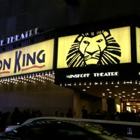 Photo prise au Minskoff Theatre par Phillip A. le12/21/2012