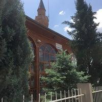 Photo taken at Nasuhpaşa Camii by Ali osman A. on 5/23/2018