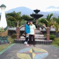 Photo taken at Minang Fantasy Waterpark by Miftahul J. on 1/19/2014