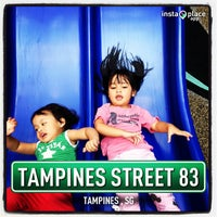 Photo taken at Playground @ Tampines Blk 869 by ilovesecretagents on 3/14/2013