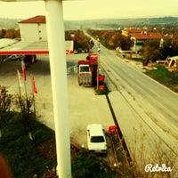 Photo taken at topçuoğlu petrol ltd by Mesut T. on 11/16/2015