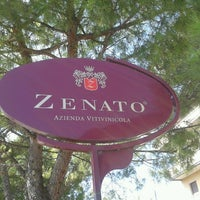 Photo taken at Zenato Winery by Angelique S. on 9/13/2013