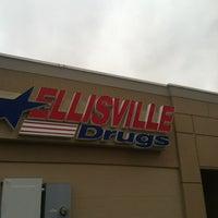 Photo taken at Ellisville Drugs by Christina P. on 4/3/2013