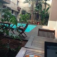 Photo taken at Casablanca Appar't hotel by Arpan R. on 8/2/2013