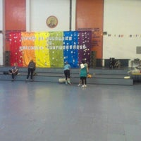 Photo taken at Tae Bo - Fitness 777 by Elena S. on 10/9/2012
