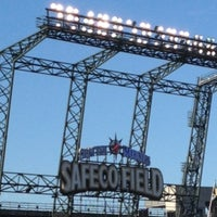 Photo taken at Safeco Section 112 by Chris K. on 7/9/2013