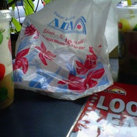 Photo taken at Pasar Swalayan ADA by Netty S. on 10/6/2013