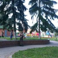 Photo taken at Парк Культуры и Отдыха by Анжелика Л. on 7/31/2013