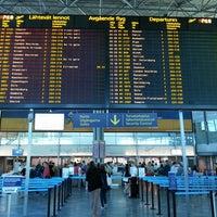 Photo taken at Helsinki Airport  (HEL) by Janne M. on 7/7/2013