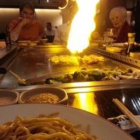 Photo taken at Kiku Hibachi Grill & Sushi Bar by Laura L. on 1/13/2013