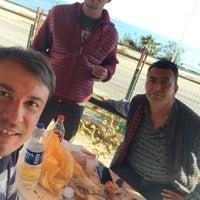 Photo taken at Flamingo 8 Plajı by G~G on 1/7/2018