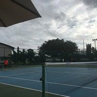 Photo taken at Thana City Golf & Sports Club by Koi 🇹🇭🙏 on 7/10/2016