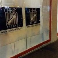 Foto tomada en Check! Aribau por Check! Aribau el 1/31/2014