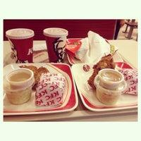 Photo taken at KFC by Yssa P. on 2/11/2014
