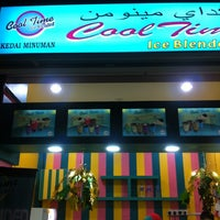 Photo taken at CoolTime Ice Blended by Captain Nahri✈️ on 8/6/2013