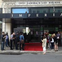 Photo taken at Cinéma Imperial by Lyne on 6/3/2013