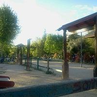 Photo taken at Parque del Arcipreste by Fernando Z. on 5/3/2013