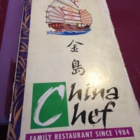 Photo taken at China Chef by Alyssa J. on 9/18/2016