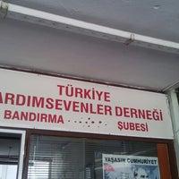 Photo taken at Bandırma Sosyal Yardımlaşma Ve Dayanışma Vakfı by Neslihan A. on 8/1/2017