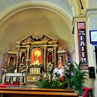 Photo taken at Santuario de San Antonio Parish by Kyle C. on 1/20/2013