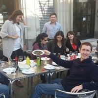 Photo taken at Restaurante Tritón by David F. on 3/8/2014