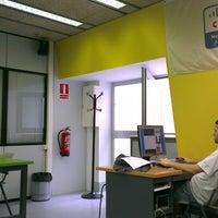 Photo taken at Laboratori de Telemàtica (Labtel) by David F. on 5/12/2013