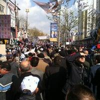 Photo taken at Ataşehir Akparti Mitingi by Fatih Y. on 3/29/2014