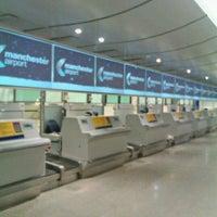 Photo taken at Terminal 3 by Iain M. on 12/6/2012