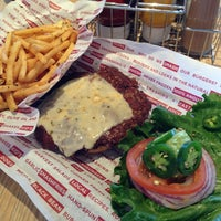 Photo taken at Smashburger by Donny N. on 3/2/2013